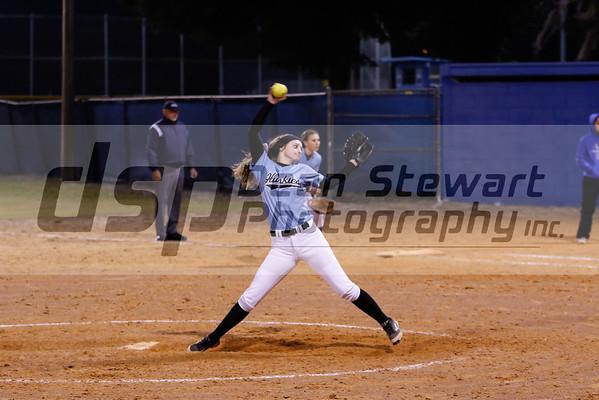 Hagerty JV & Varsity Softball @ Lyman 2-12-15