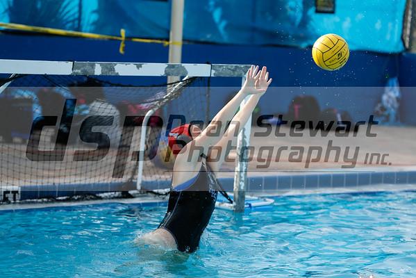 Hagerty Water Polo at Lyman 3-25-15