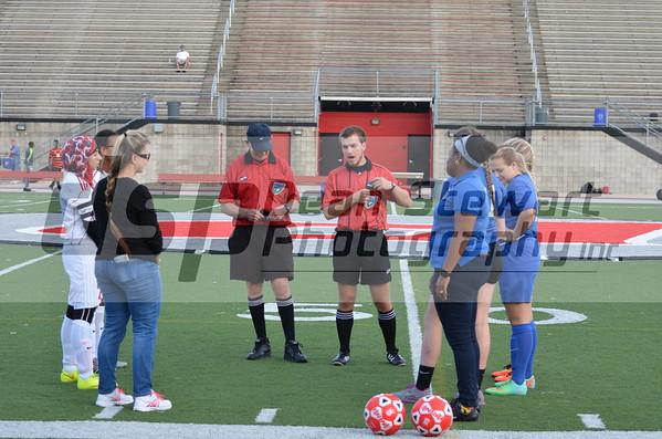 Girls JV Soccer 11/20/15