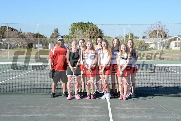 PB Girls Tennis