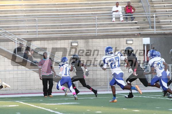 PBHS JV Football 10-8-15 T and C