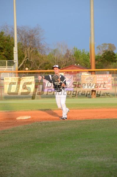 Palm Bay V Baseball @ Astronaut 02-23-15